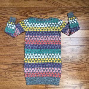 Gap Kids Girl's Colorful Sweater Tunic Dre…